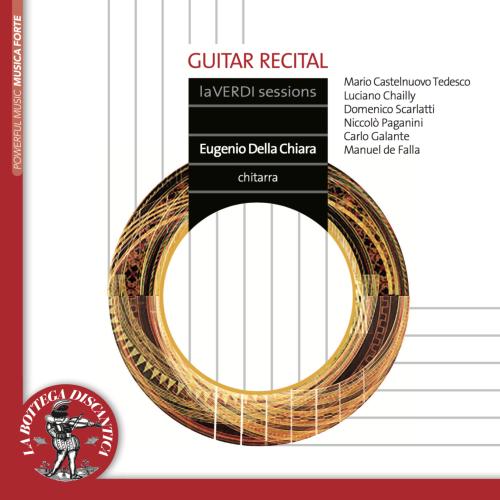 Guitar recital - laVERDI sessions